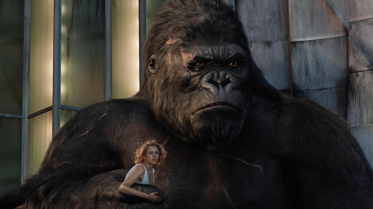 King Kong: Ultimate Edition (Ultra HD 4K Blu-ray)