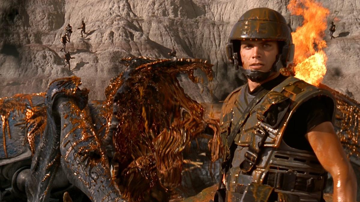 Starship Troopers (Ultra HD 4K Blu-ray)