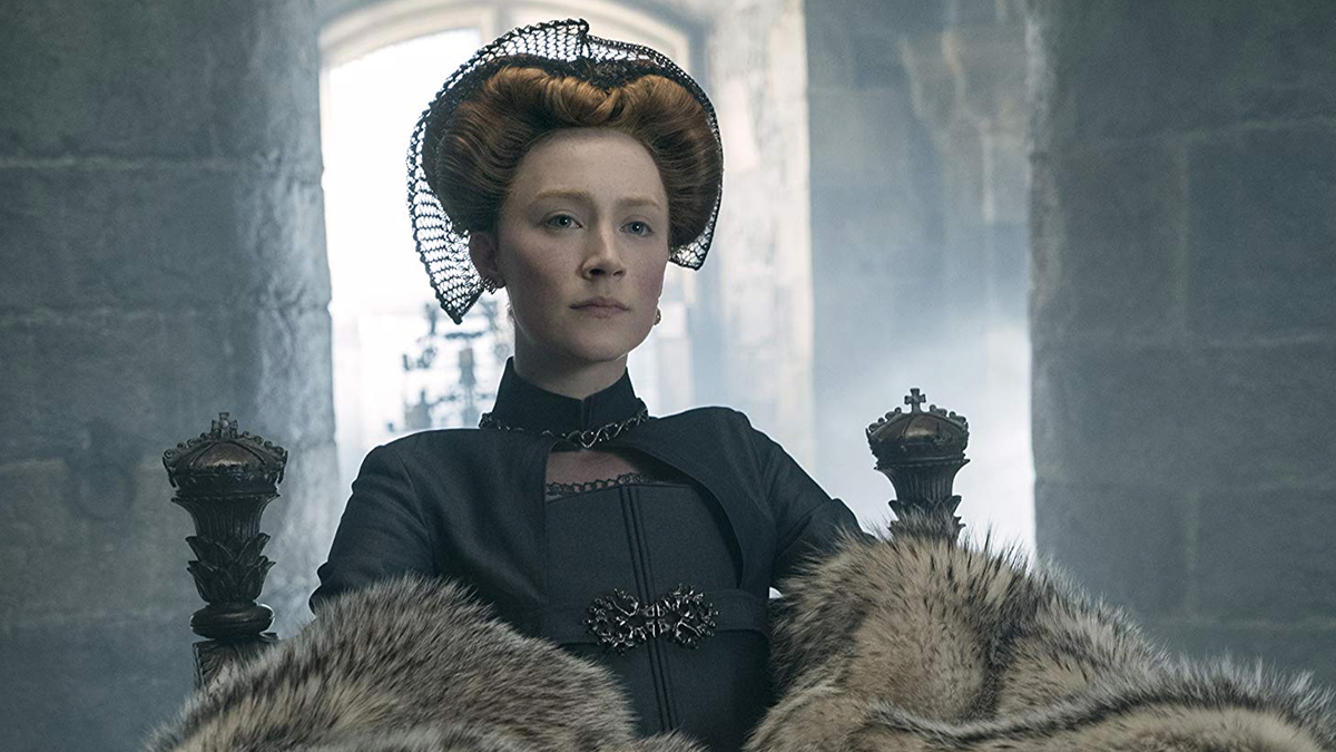 Mary Queen of Scots (Ultra HD 4K Blu-ray)