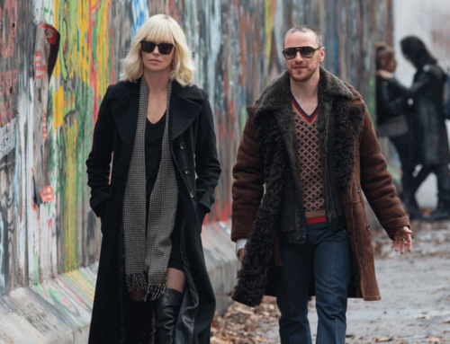 Atomic Blonde (Ultra HD)