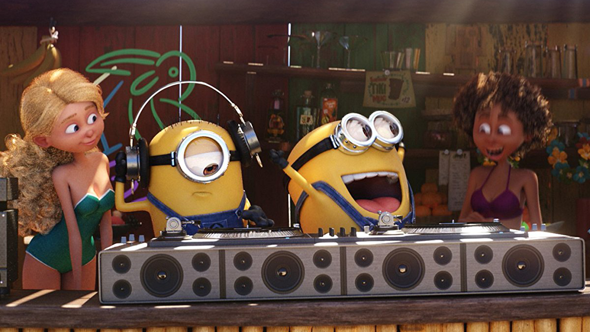 Despicable Me 3 (Ultra HD 4K Blu-ray)