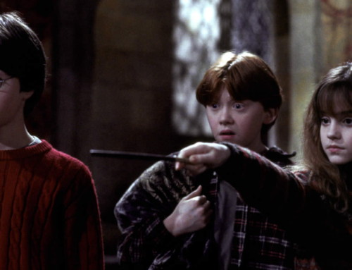 Harry Potter and the Sorcerer's Stone (Ultra HD)