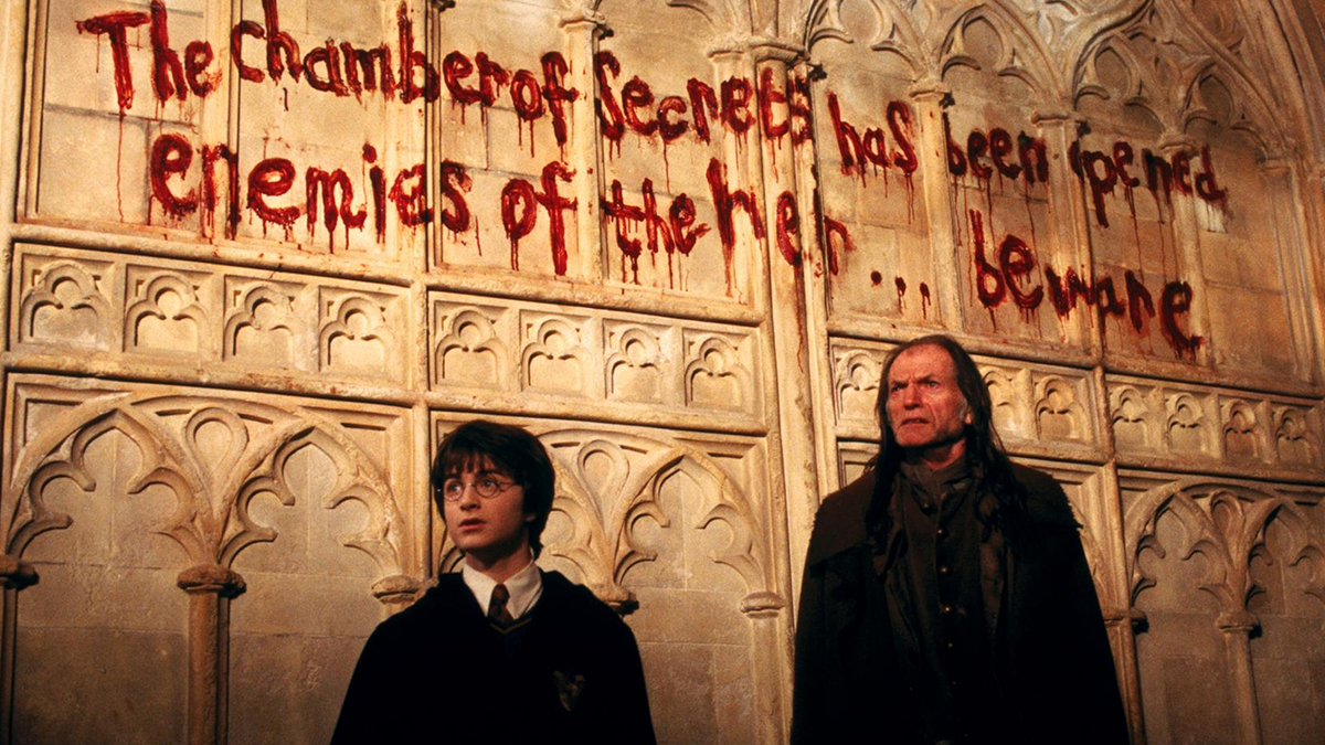 Blu-Ray Review | Harry Potter and the Chamber of Secrets