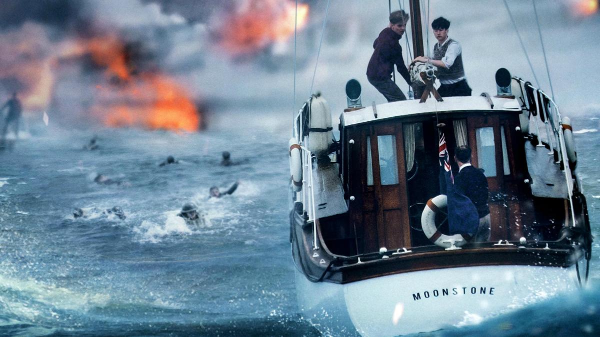 Dunkirk (Ultra HD 4K Blu-ray)