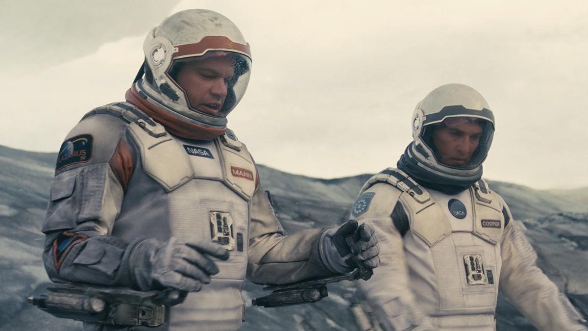 Interstellar (Ultra HD 4K Blu-ray)