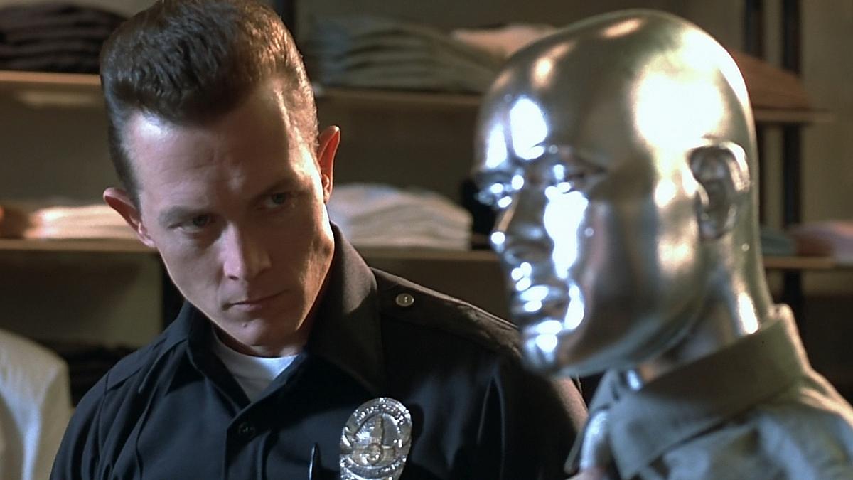 Terminator 2: Judgment Day (Ultra HD 4K Blu-ray)