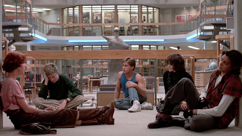 The  Breakfast Club: Criterion Collection (Blu-ray)