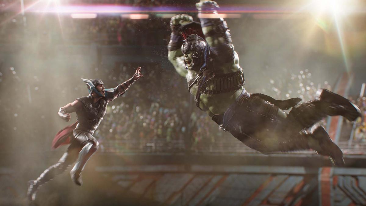 Thor: Ragnarok (Ultra HD 4K Blu-ray)