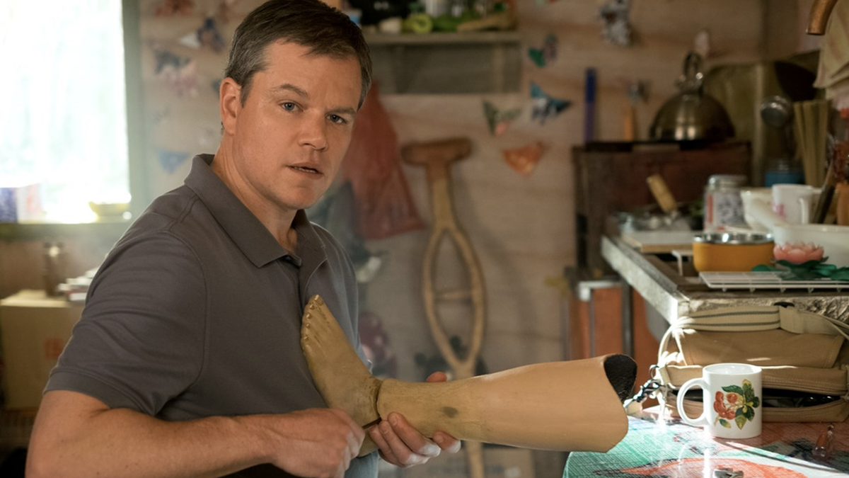 Downsizing (Ultra HD 4K Blu-ray)