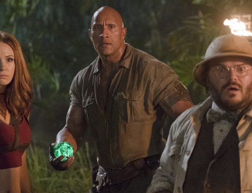 Jumanji: Welcome to the Jungle (Ultra HD)