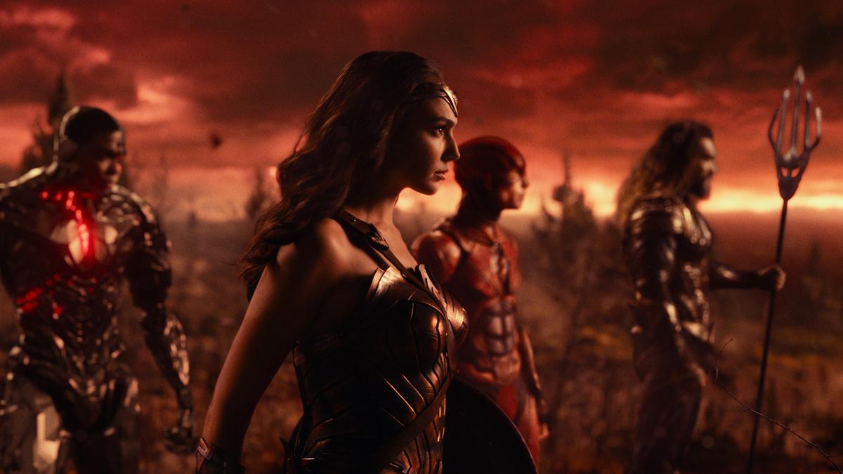 Justice League (Ultra HD 4K Blu-ray)