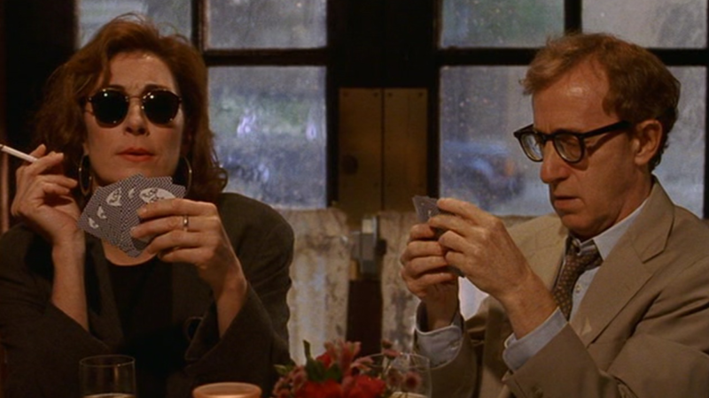 Manhattan Murder Mystery (Blu-ray)