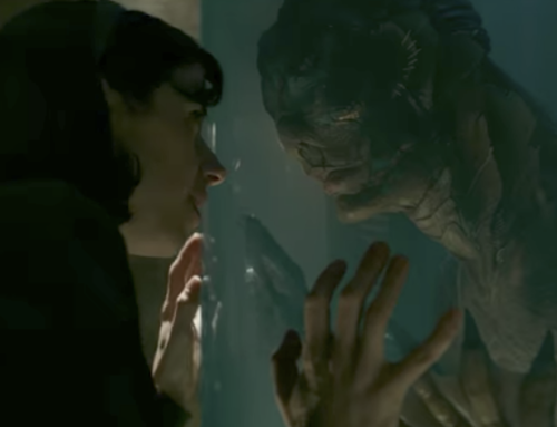 The Shape of Water (Ultra HD)
