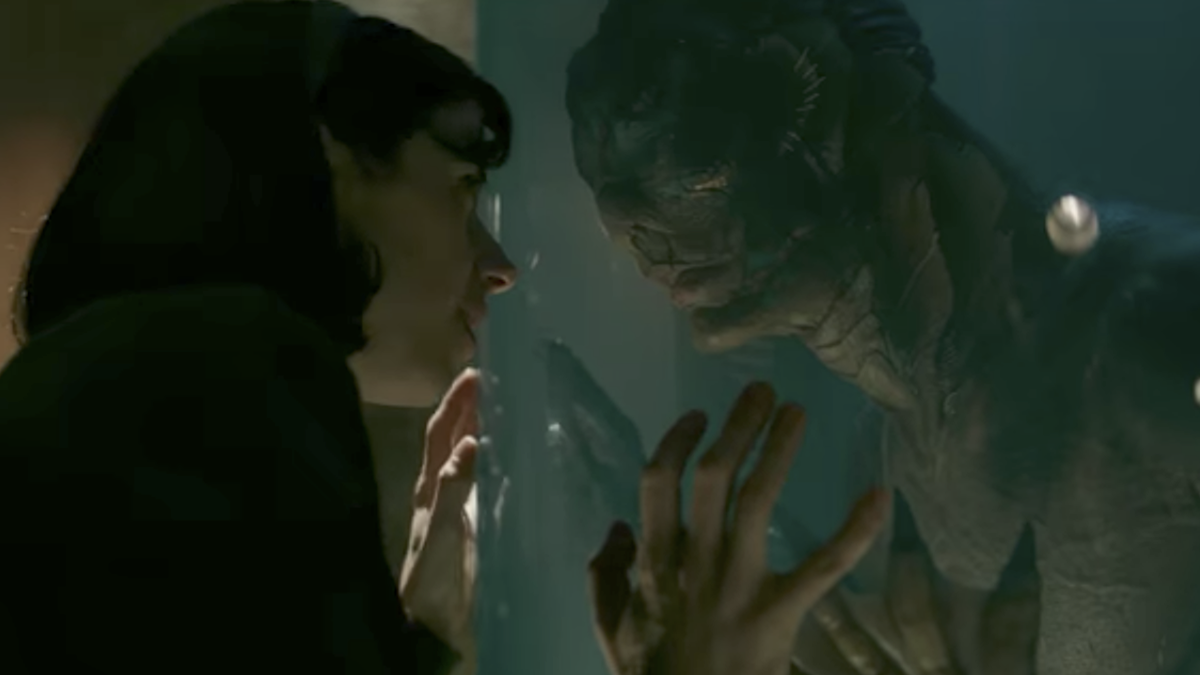 The Shape of Water (Ultra HD 4K Blu-ray)