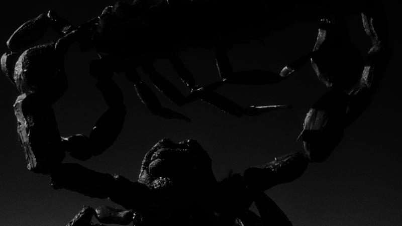 The Black Scorpion (Blu-ray)