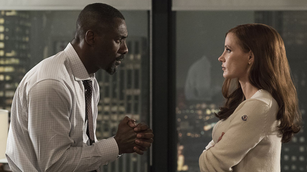 Molly's Game (Blu-ray)