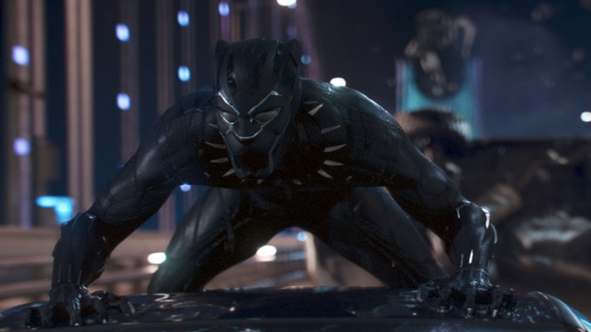 Black Panther (Ultra HD 4K Blu-ray)