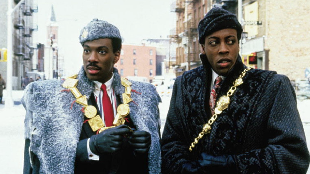 Coming to America: 30th Anniversary Edition (Blu-ray)
