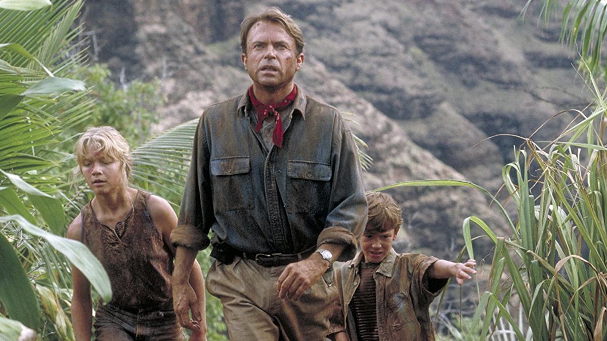 Jurassic Park (Ultra HD 4K Blu-ray)
