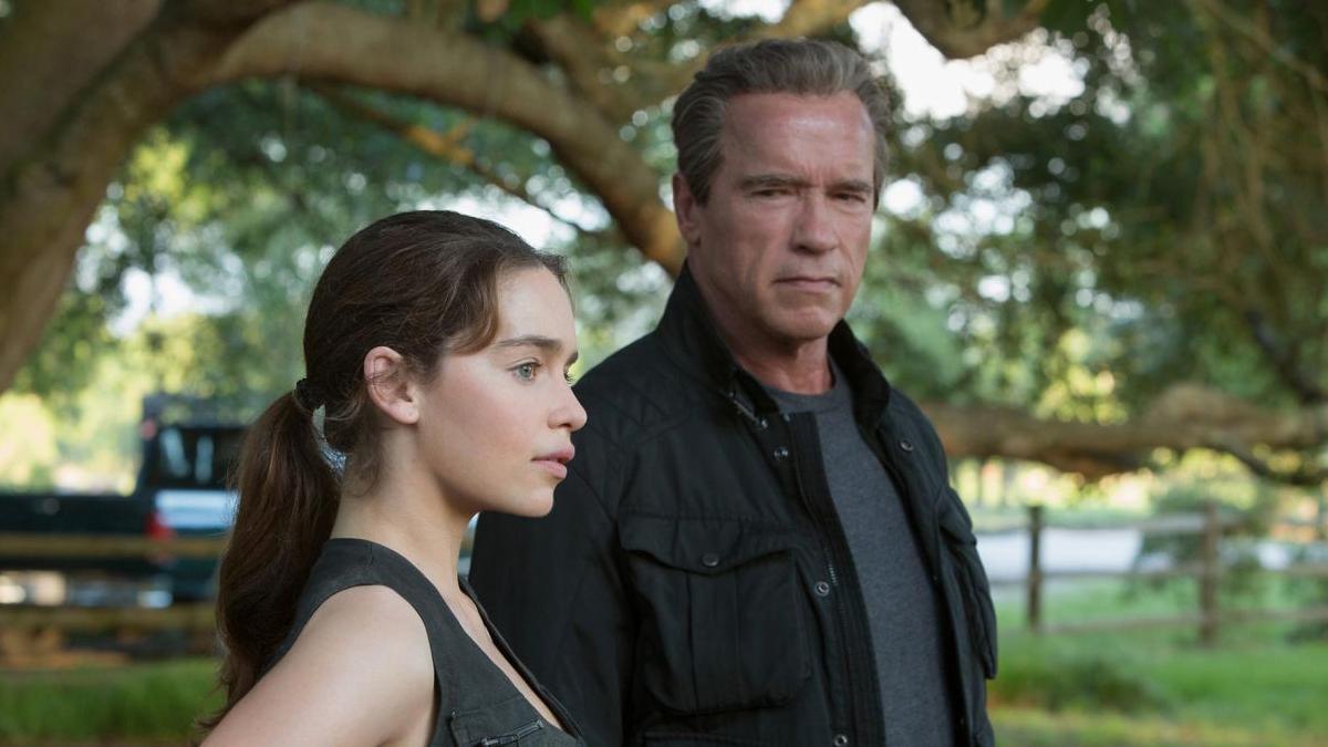 Terminator: Genisys (Ultra HD 4K Blu-ray)