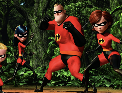 The Incredibles (Ultra HD)
