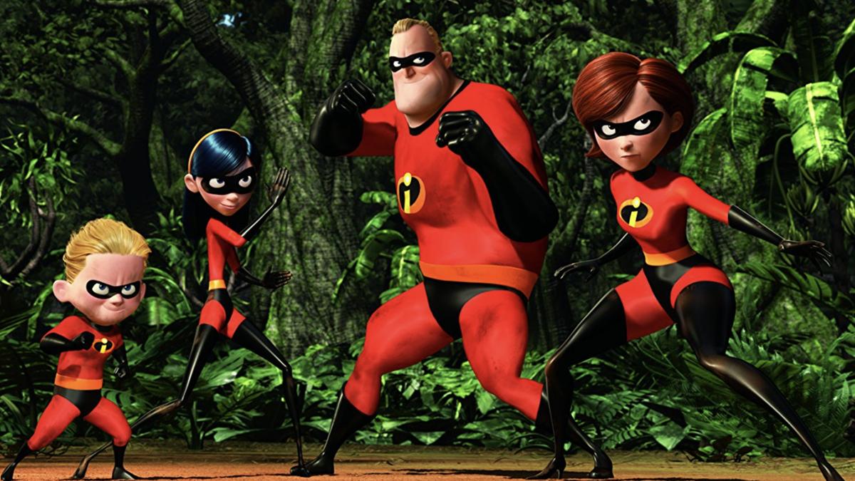 The Incredibles (Ultra HD 4K Blu-ray)