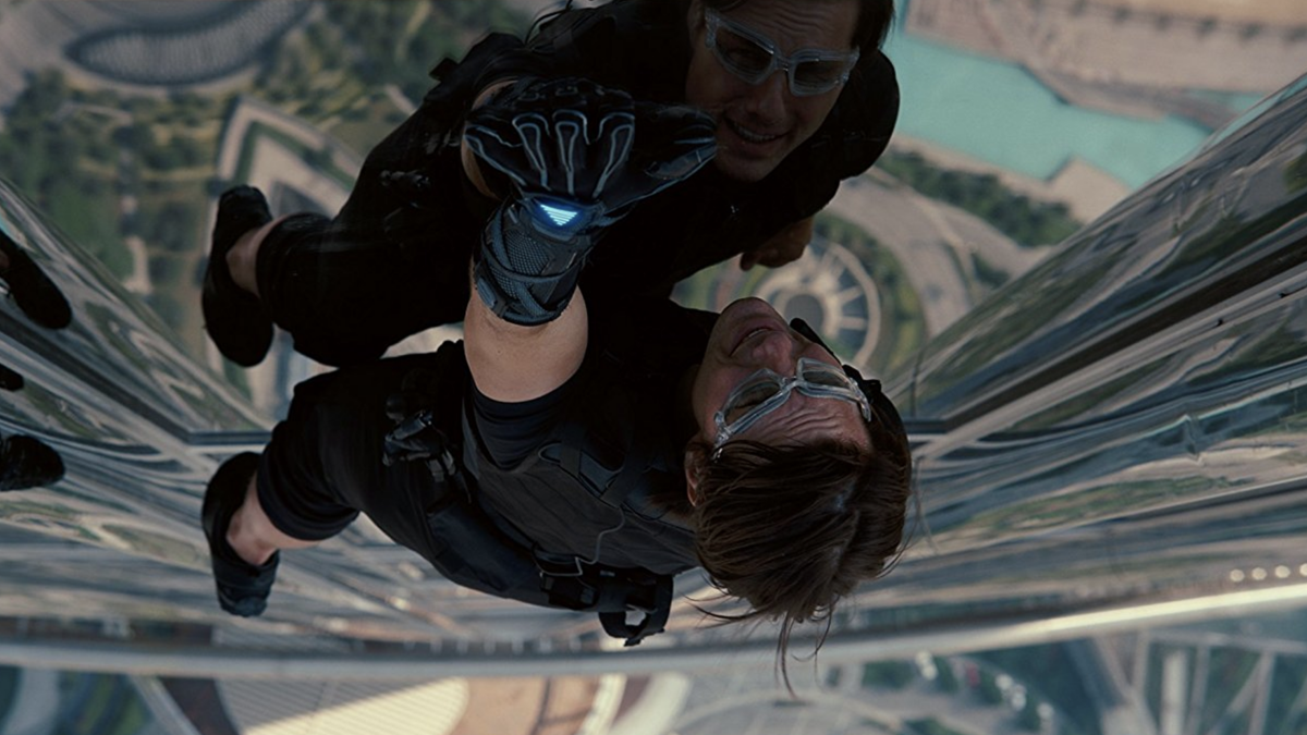 Mission: Impossible – Ghost Protocol (Ultra HD 4K Blu-ray)