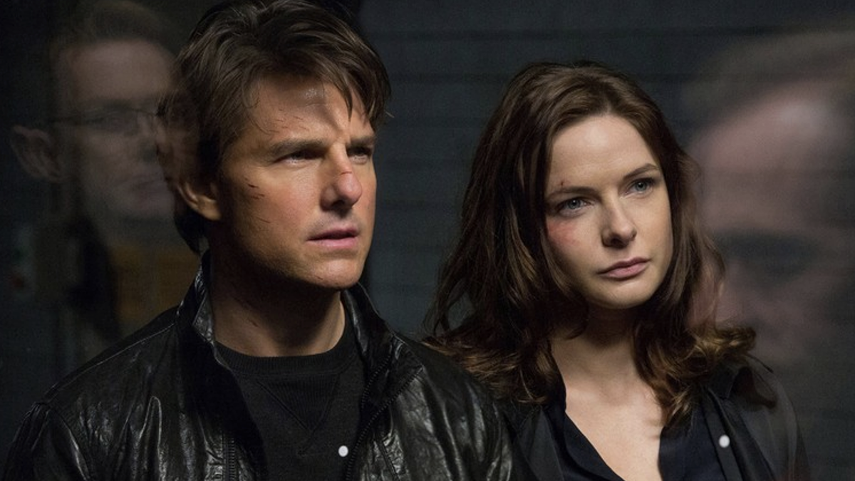 Mission: Impossible – Rouge Nation (Ultra HD 4K Blu-ray)