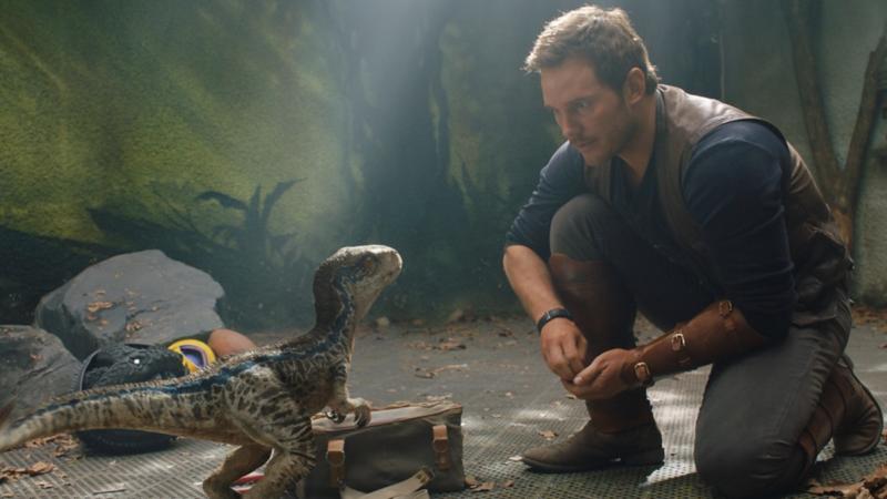 Jurassic World: Fallen Kingdom (Ultra HD 4K Blu-ray)