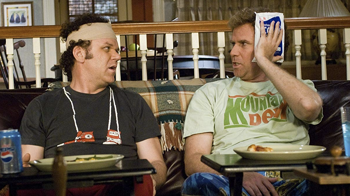 Step Brothers (Ultra HD 4K Blu-ray)