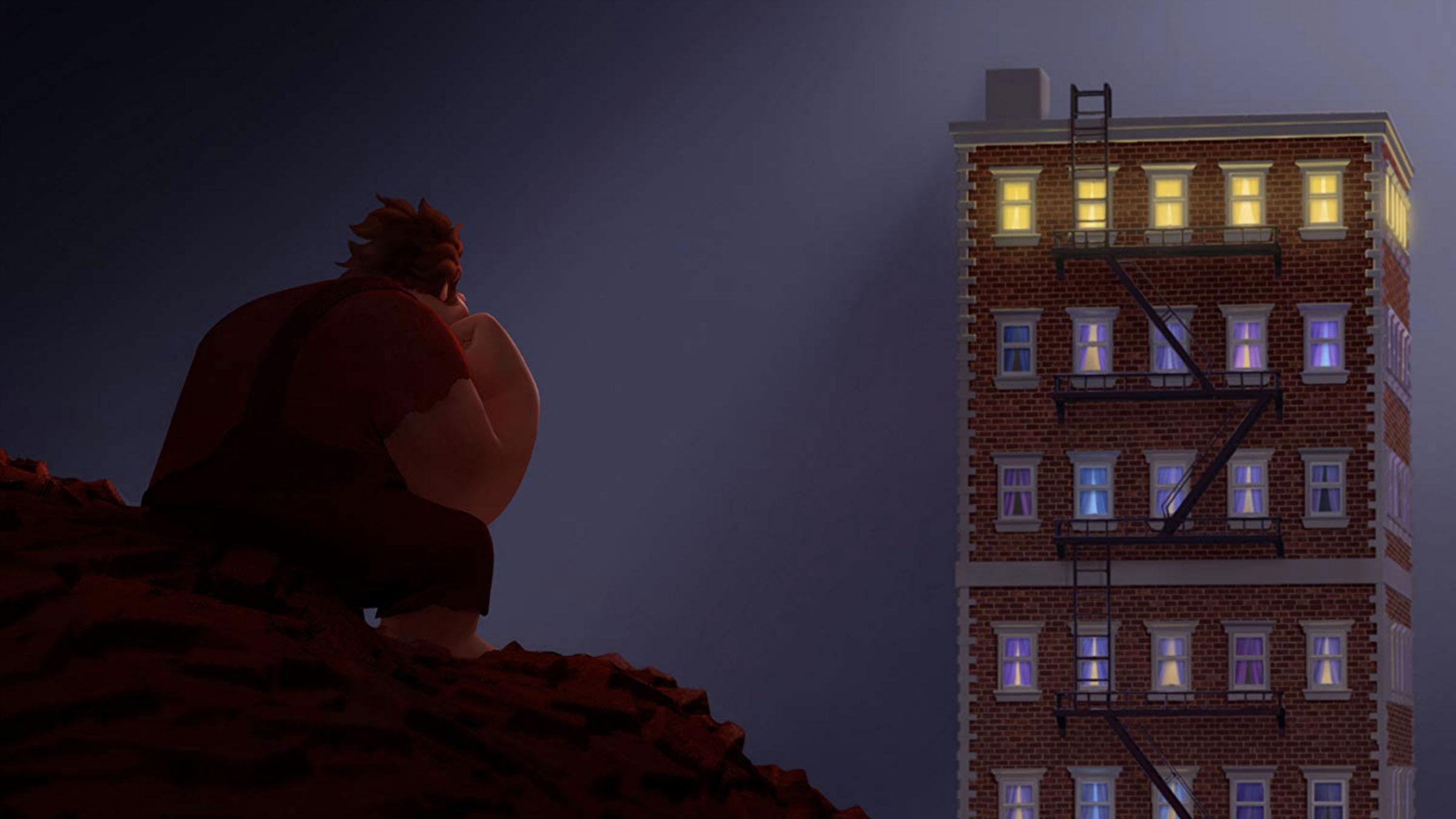 Wreck-It Ralph (Ultra HD 4K Blu-ray)