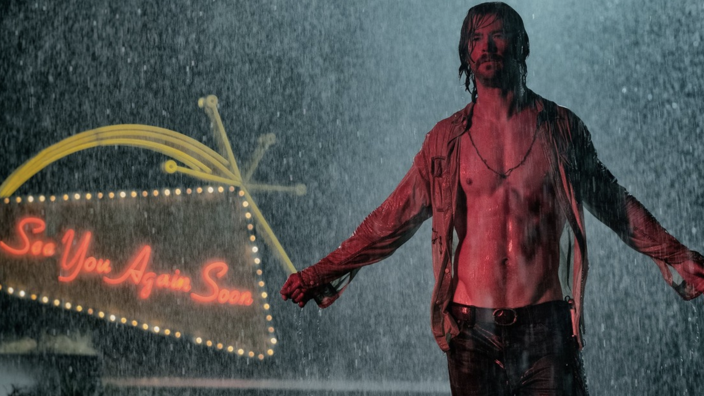 Bad Times at the El Royale (Ultra HD 4K Blu-ray)