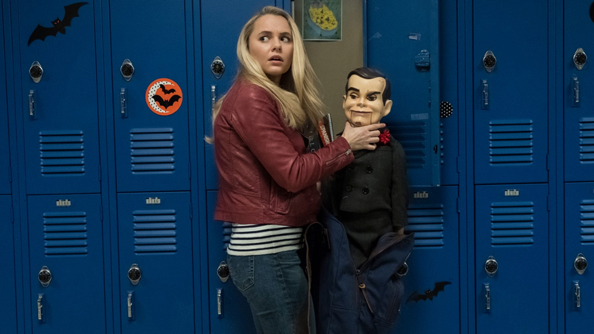 Goosebumps 2: Haunted Halloween (Ultra HD 4K Blu-ray)
