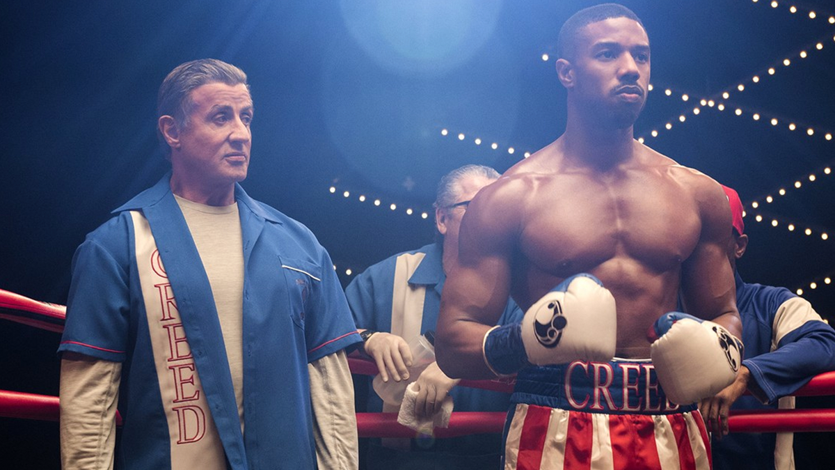 Creed II (Ultra HD 4K Blu-ray)
