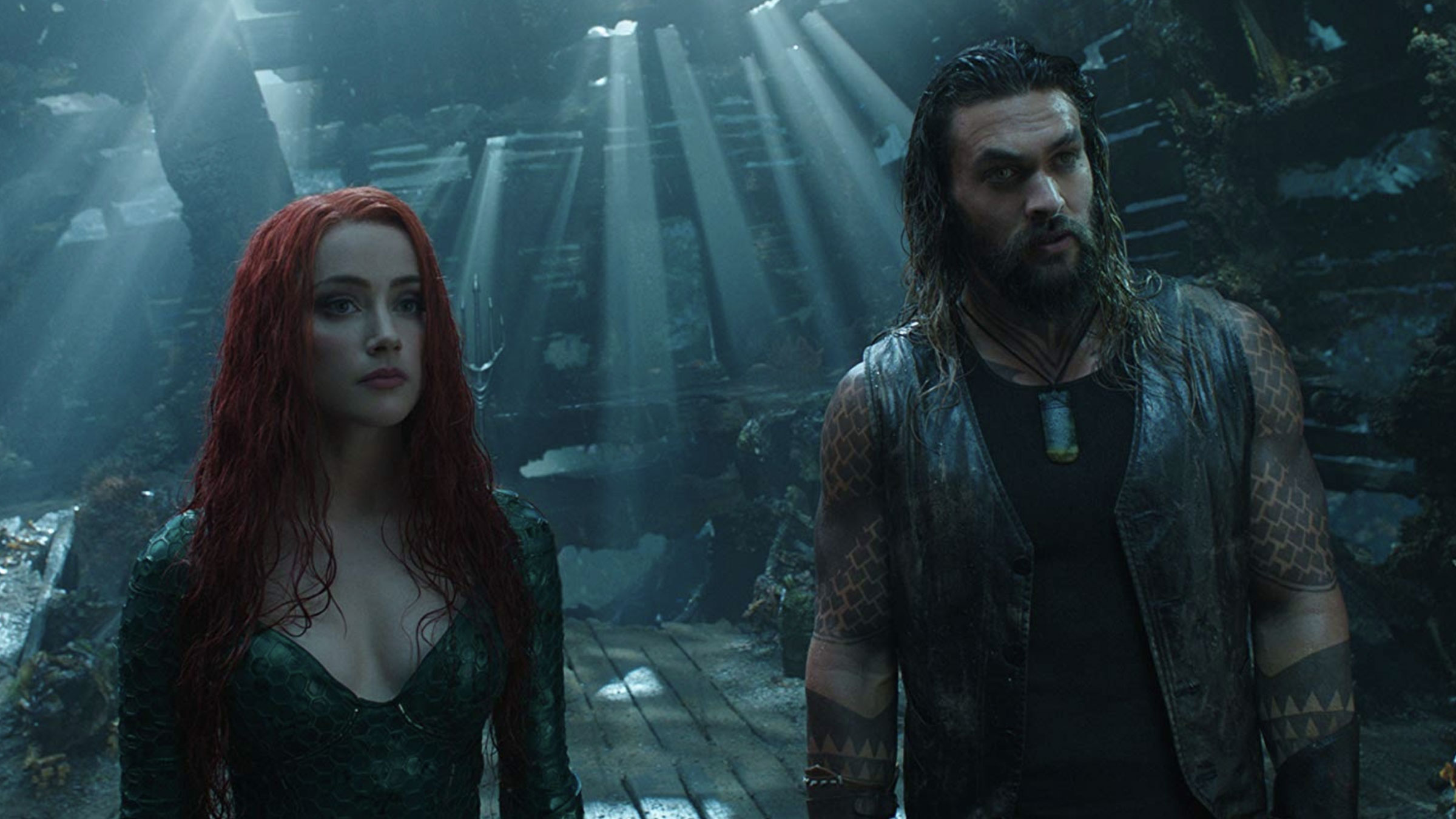 Aquaman (Ultra HD 4K Blu-ray)
