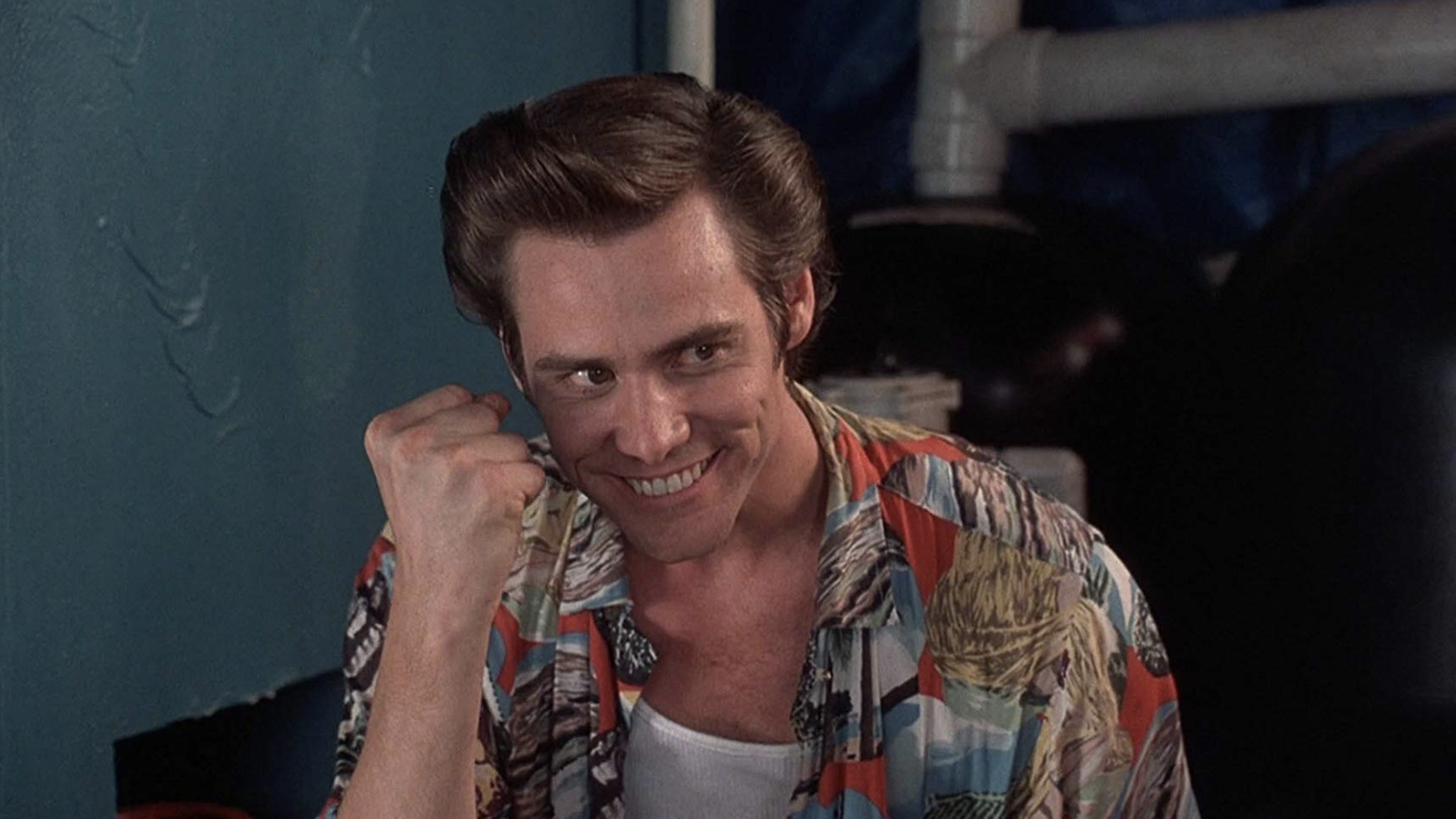 Ace Ventura: Pet Detective – 25th Anniversary Edition (Blu-ray)