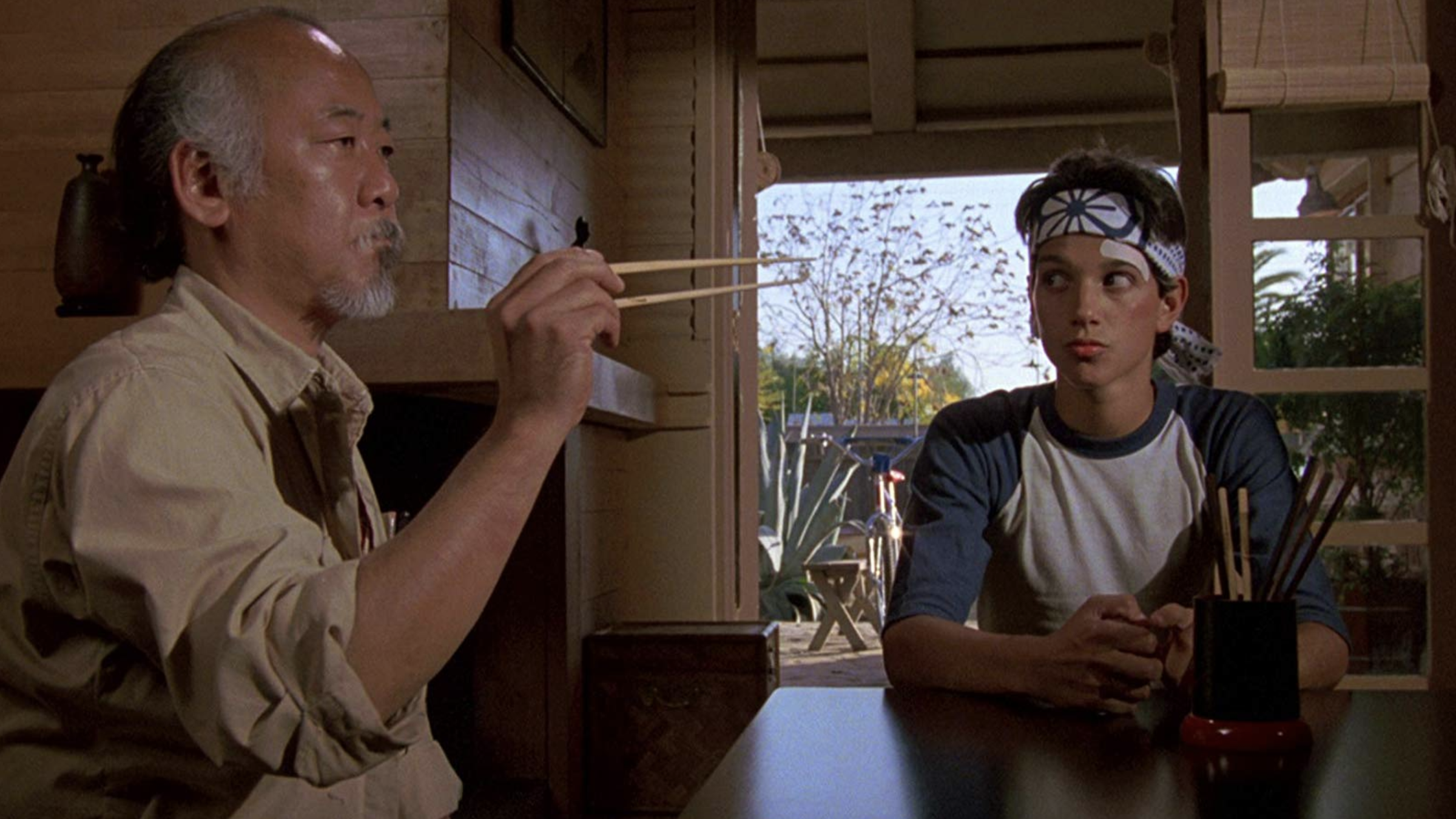 The Karate Kid (Ultra HD 4K Blu-ray)