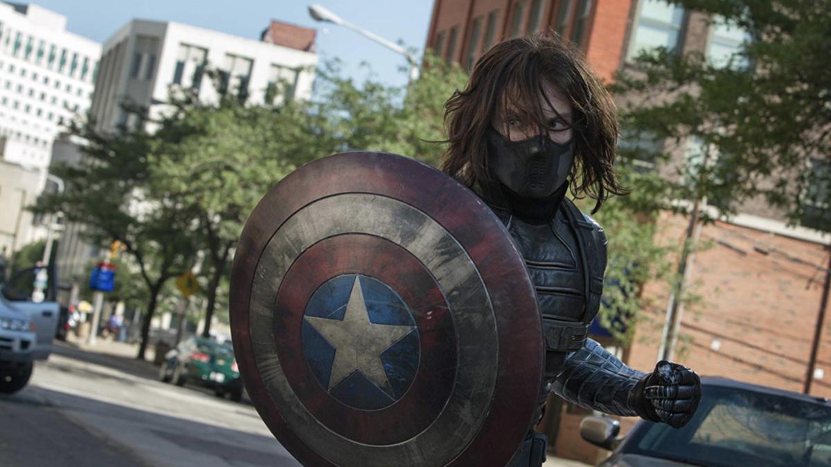Captain America: The Winter Soldier (Ultra HD 4K Blu-ray)