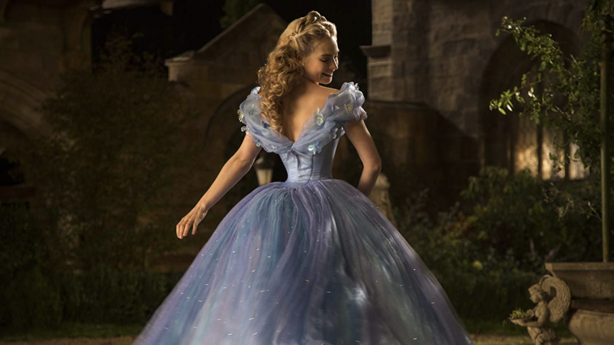 Cinderella (Ultra HD 4K Blu-ray)