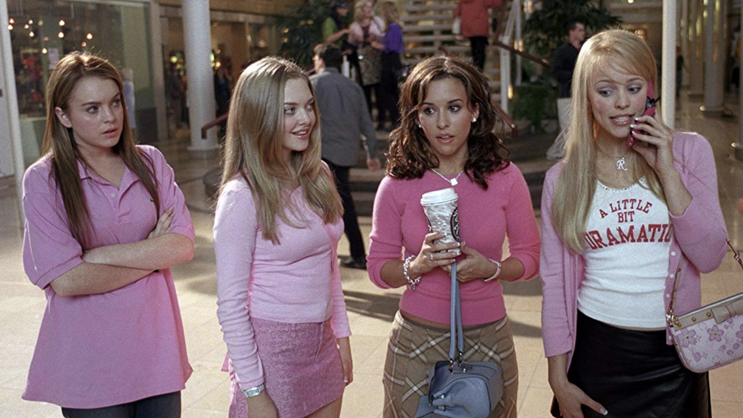 Mean Girls: 15th Anniversary Edition (Blu-ray)