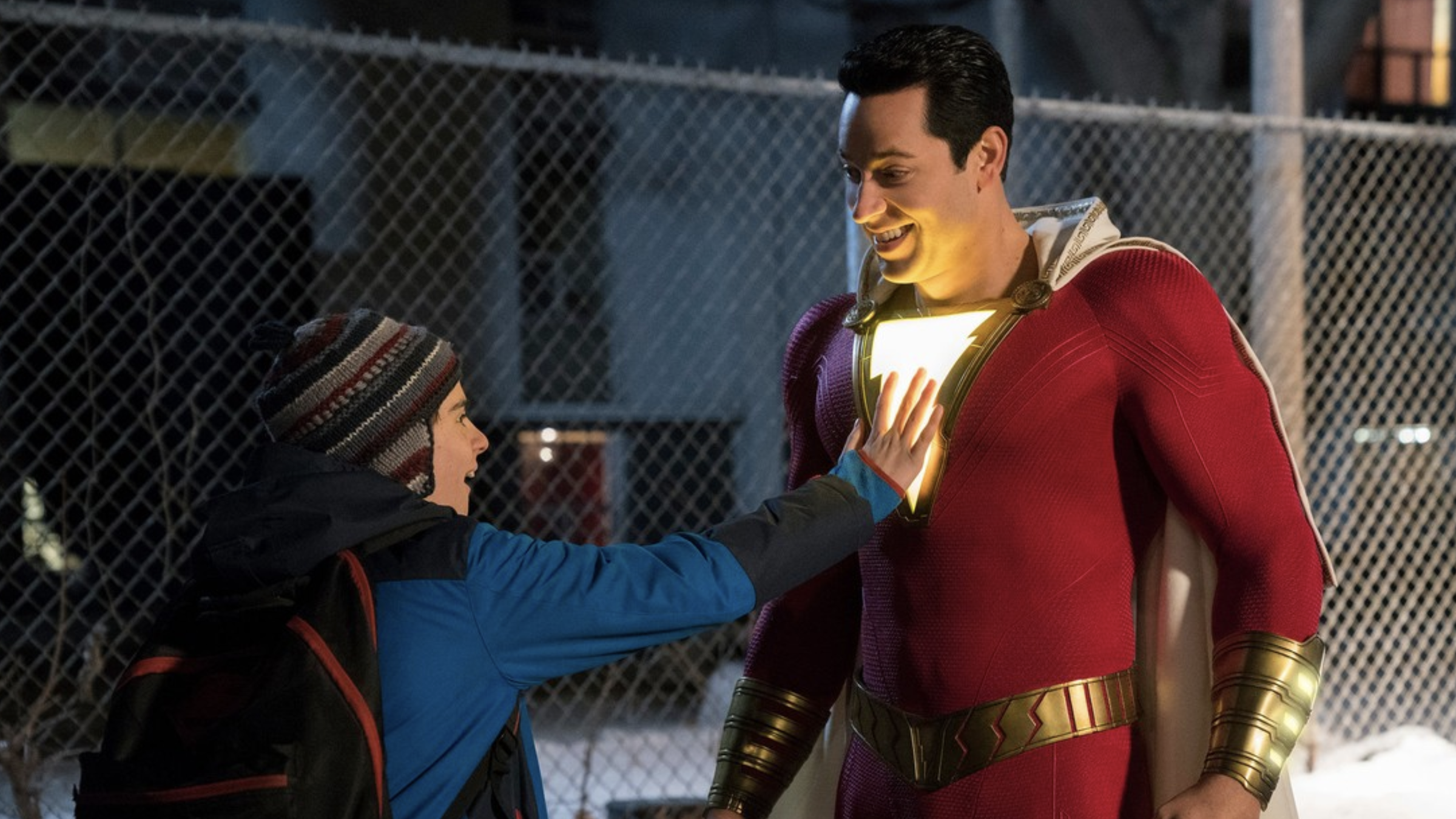 Shazam! (Ultra HD 4K Blu-ray)