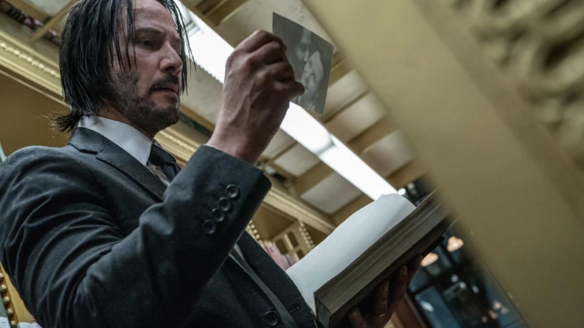 John Wick: Chapter 3 – Parabellum (Ultra HD 4K Blu-ray)