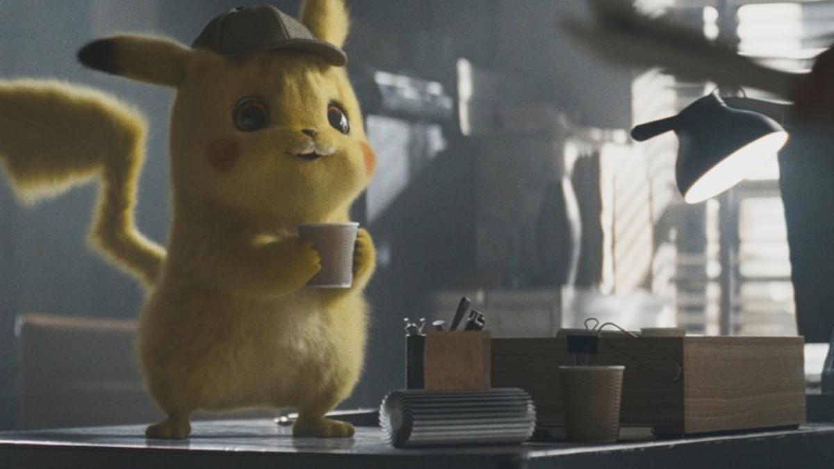 Pokémon: Detective Pikachu (Ultra HD 4K Blu-ray)