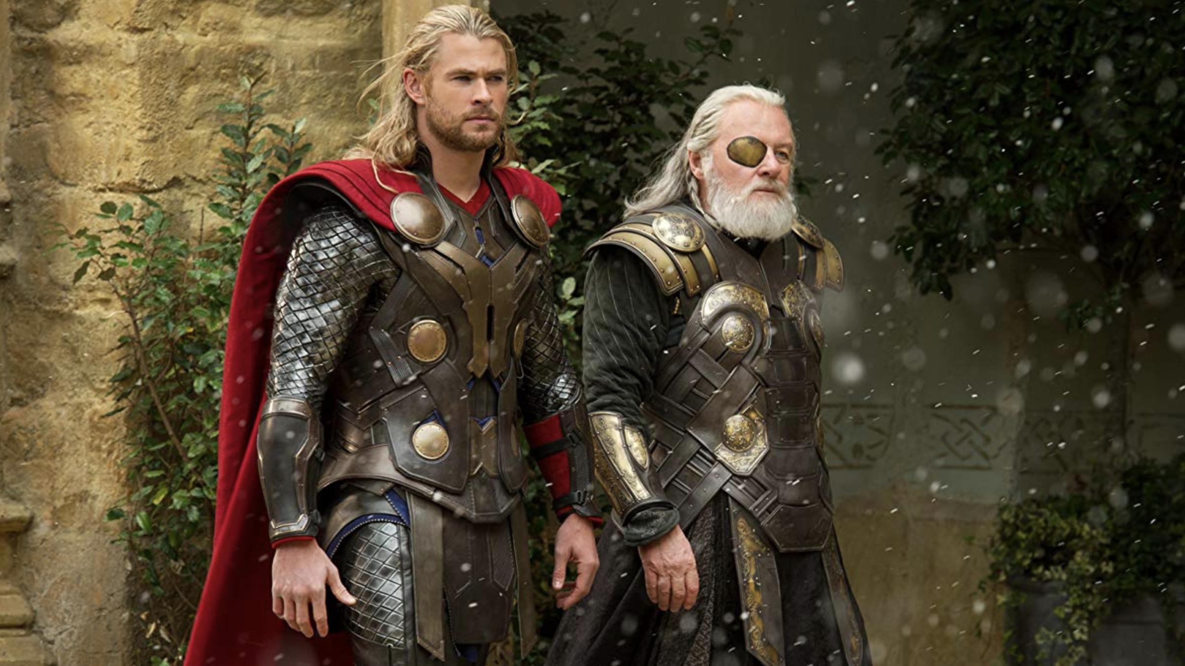 Thor: The Dark World (Ultra HD 4K Blu-ray)