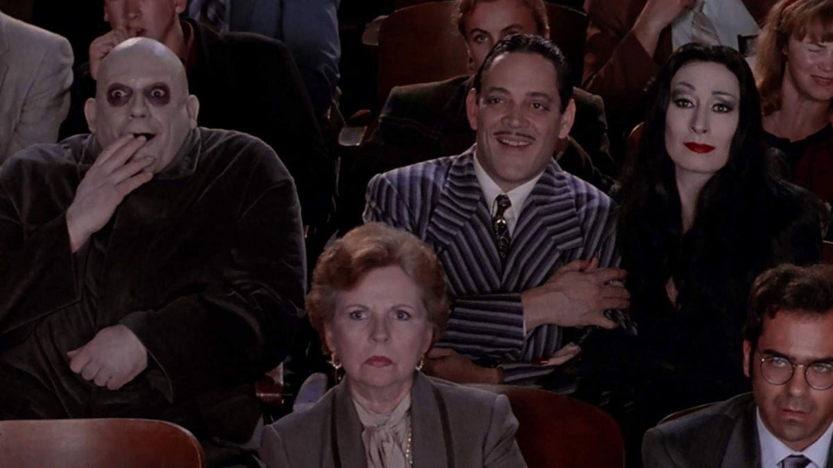 The Addams Family/Addams Family Values (Blu-ray)