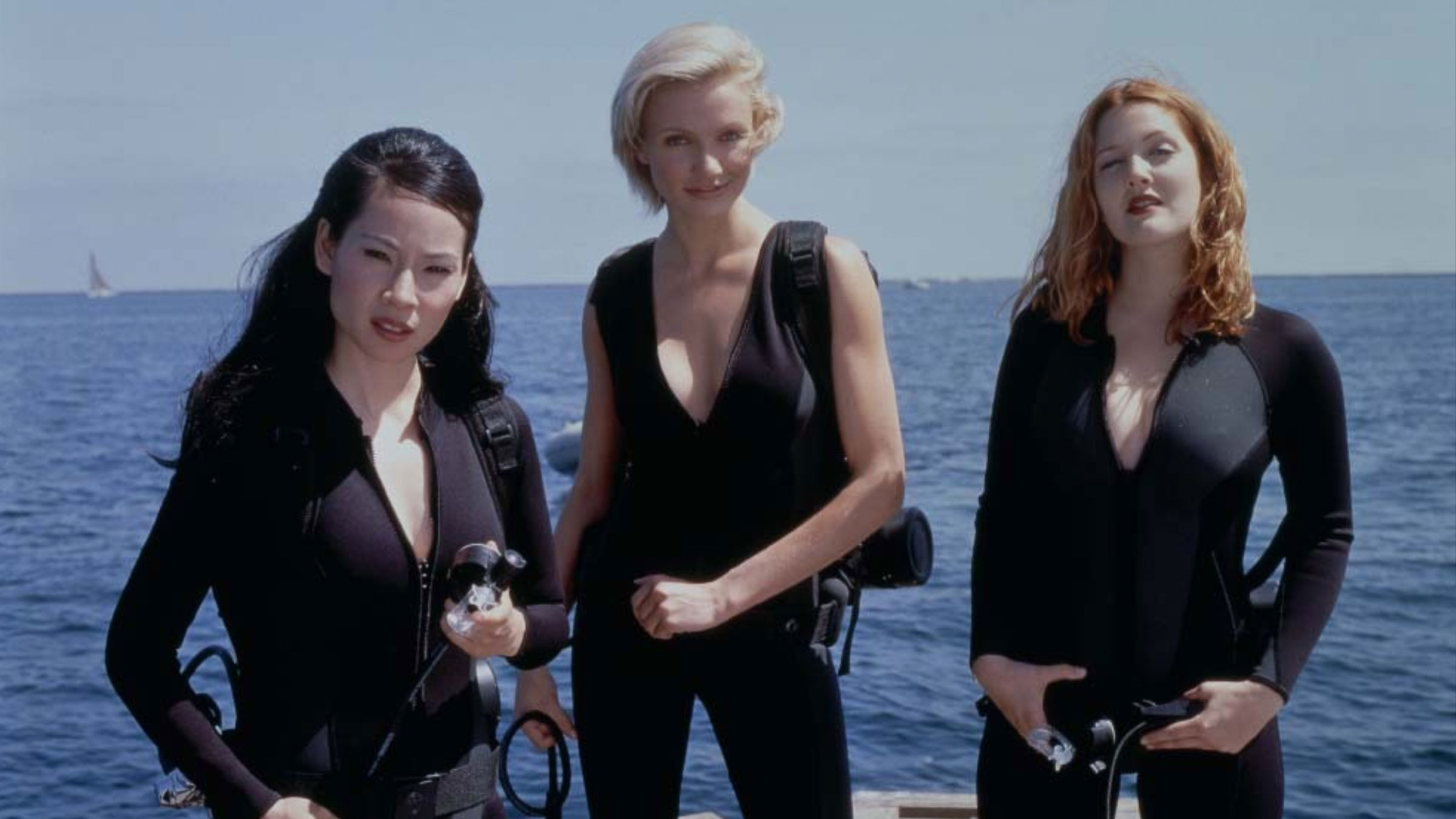 Charlie's Angels (Ultra HD 4K Blu-ray)