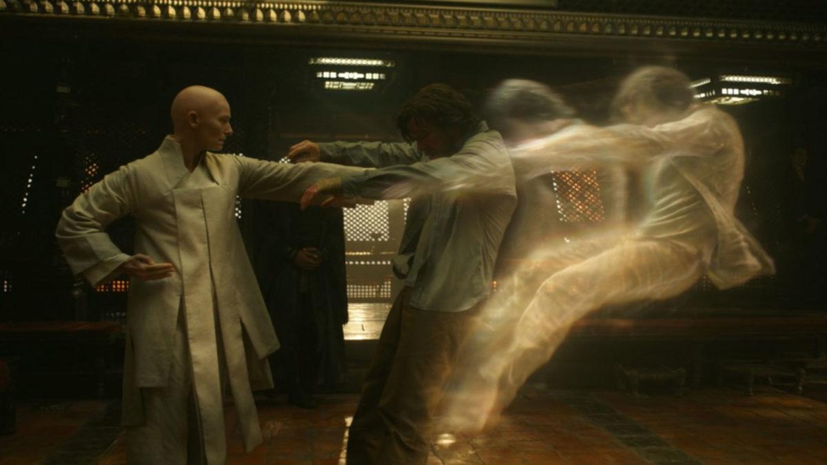 Doctor Strange (Ultra HD 4K Blu-ray)