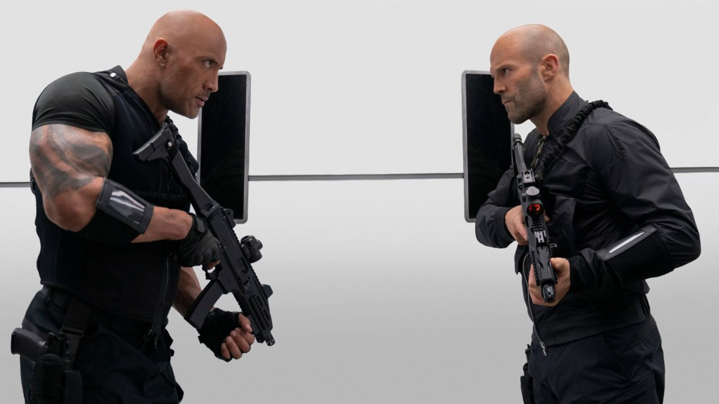 Fast & Furious Presents: Hobbs & Shaw (Ultra HD 4K Blu-ray)