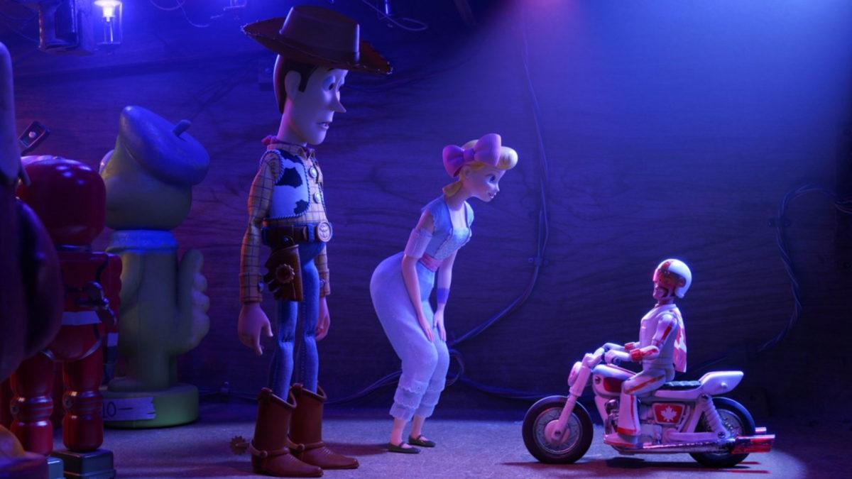 Toy Story 4 (Ultra HD 4K Blu-ray)