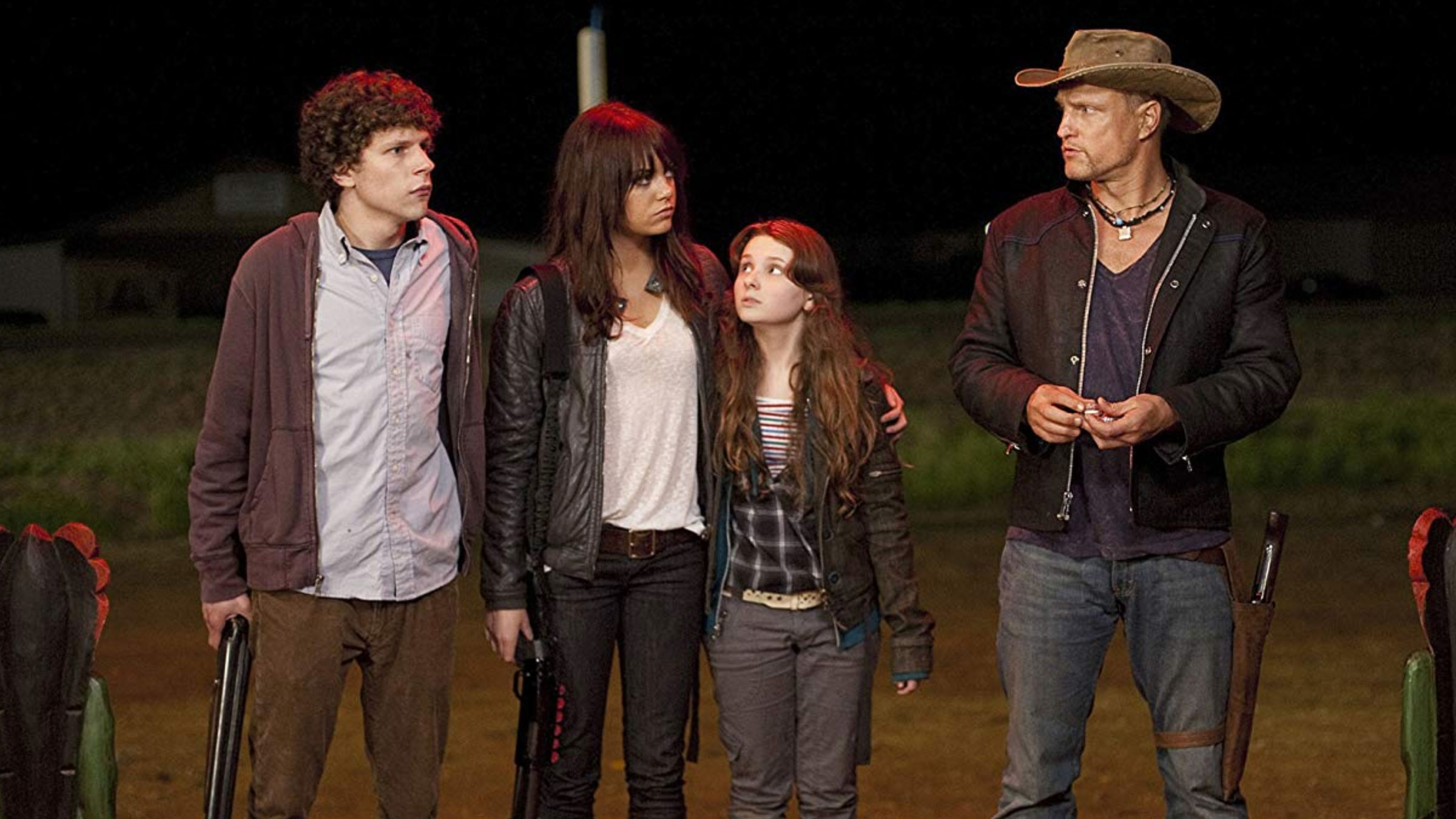 Zombieland (Ultra HD 4K Blu-ray)
